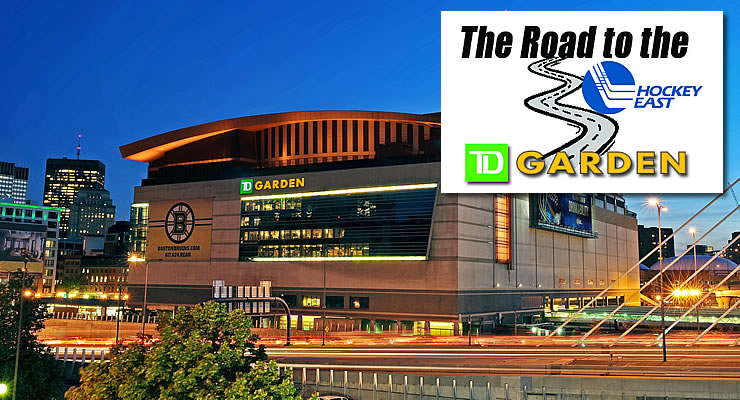 2018 Road to the TD Garden