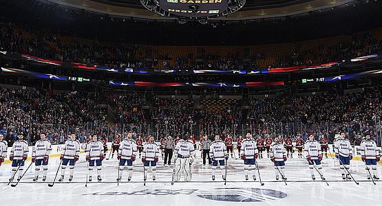 Hockey East Association - Press Release Archive