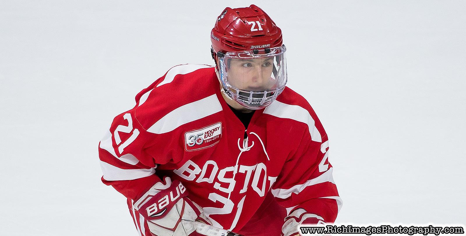 best service 1c0ff a9d0e Boston University Terriers - Hockey East Association