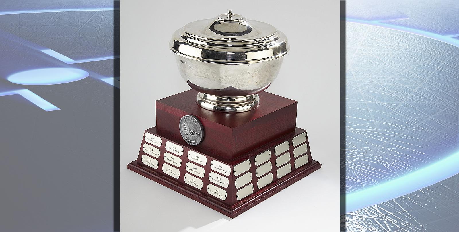 Bertagna Trophy Tour - Hockey East Association